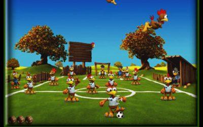 футбольный матч, мячи