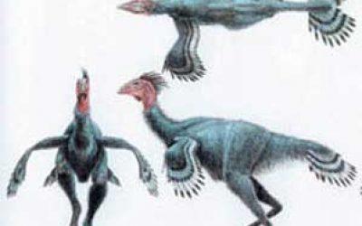 динозавры подмосковья